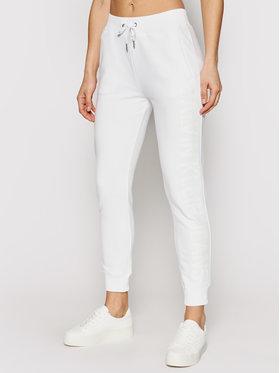 Calvin Klein Jeans Calvin Klein Jeans Melegítő alsó J20J215551 Fehér Regular Fit
