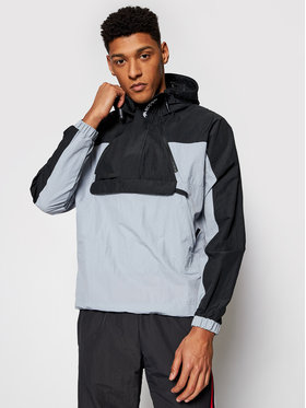 adidas adidas Giacca anorak Adventure Mishmash Blocked GN2329 Nero Regular Fit