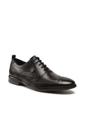 Clarks Clarks Κλειστά παπούτσια Stanford Brogue 261611687 Καφέ
