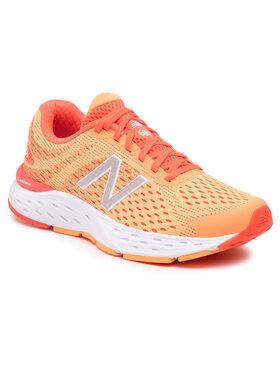 New Balance New Balance Cipő W680RO6 Narancssárga