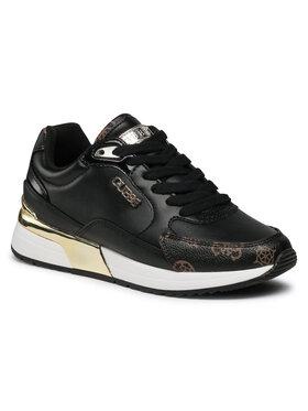 Guess Guess Sneakersy Moxea FL5MOX FAL12 Čierna