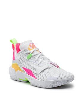 Nike Nike Boty Jordan Why Not Zero.4 CQ4230 102 Bílá