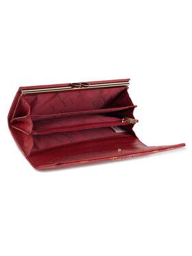 Pierre Cardin Pierre Cardin Velká dámská peněženka 04 PLANT 100 Červená