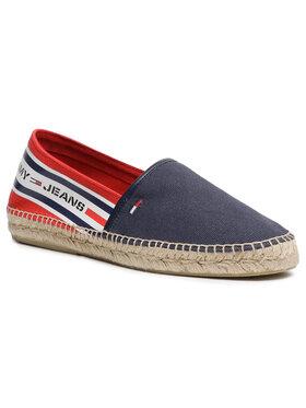 Tommy Jeans Tommy Jeans Espadrile Branded Espadrille EM0EM00440 Bleumarin