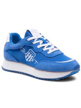 Gant Gant Sneakersy Bevinda 22533549 Niebieski