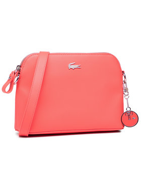 Lacoste Lacoste Handtasche Dome Crossover Bag NF3295DC Rot