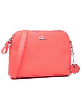 Lacoste Lacoste Kabelka Dome Crossover Bag NF3295DC Červená