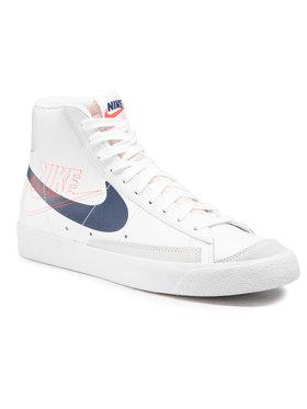 Nike Nike Παπούτσια Blazer Mid '77 DA4651 100 Λευκό