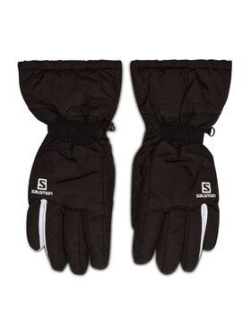 Salomon Salomon Lyžiarske rukavice Force W 404215 03 L0 Čierna
