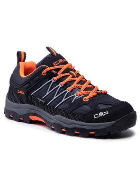 CMP CMP Bakancs Kids Rigel Low Trekking Shoe Wp 3Q54554J Sötétkék