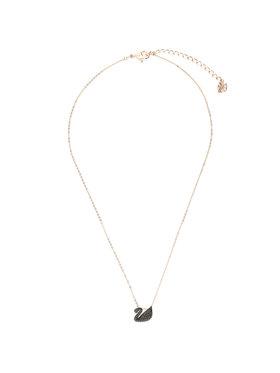 Swarovski Swarovski Halskette Iconic Swan 5204133 Goldfarben