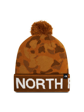 The North Face The North Face Шапка Ski Tuke NF0A4SIES72-OS Кафяв