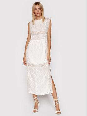 IRO IRO Letní šaty Frenesy AO534 Béžová Regular Fit