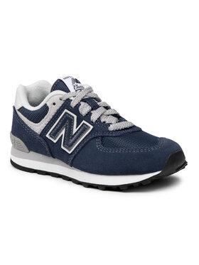 New Balance New Balance Laisvalaikio batai PC574GV Tamsiai mėlyna