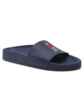 Polo Ralph Lauren Polo Ralph Lauren Mules / sandales de bain Cayson 816830743001 Bleu marine