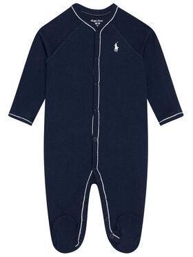 Polo Ralph Lauren Polo Ralph Lauren Šliaužtinukai Solid 320552445001 Tamsiai mėlyna