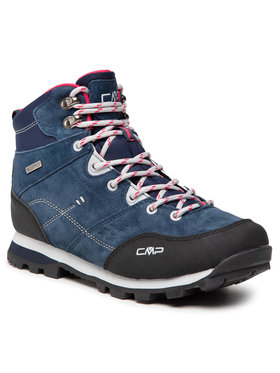 CMP CMP Scarpe da trekking Alcor Mid Wmn Trekking Shoes Wp 39Q4906 Blu scuro