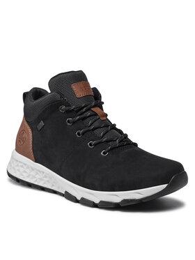 Rieker Rieker Sneakersy B6740-00 Czarny