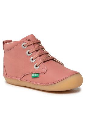 Kickers Kickers Šnurovacia obuv Soniza 829685-10-132 S Ružová