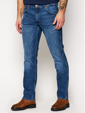 Wrangler Wrangler Дънки тип Regular Fit Greensboro W15QJX246 Син Regular Fit