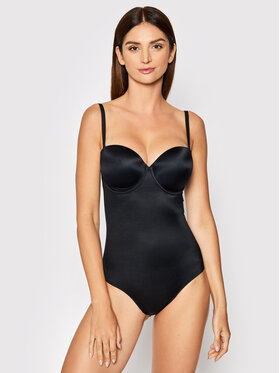SPANX SPANX Body Suit Your Fancy 10205R Fekete