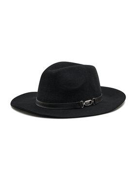 Lauren Ralph Lauren Lauren Ralph Lauren Pălărie Wool Fedora Logo Hdw 454855077001 Negru