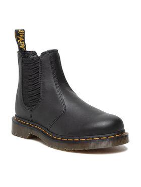 Dr. Martens Dr. Martens Členková obuv s elastickým prvkom 2976 27100001 Čierna