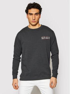 Rip Curl Rip Curl Sweatshirt Garage CFEDW9 Schwarz Regular Fit