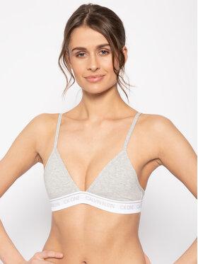 Calvin Klein Underwear Calvin Klein Underwear Besiūlė liemenėlė 000QF5953E Pilka