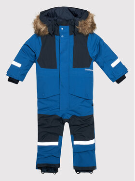 Didriksons Didriksons Kombinezon zimowy Björnen 503834 Niebieski Regular Fit