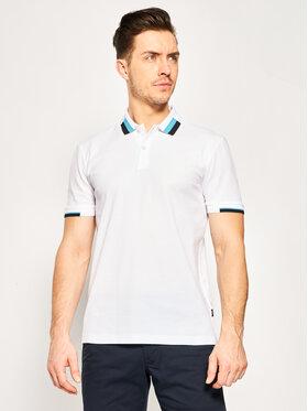 Boss Boss Polo Parlay 66 50423201 Blanc Regular Fit