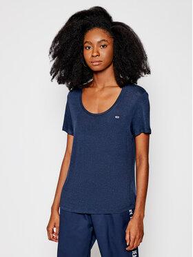 Tommy Jeans Tommy Jeans T-shirt DW0DW09789 Bleu marine Regular Fit
