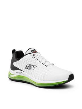 Skechers Skechers Обувки Lomarc 232036/WBK Бял