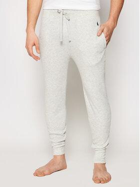 Polo Ralph Lauren Polo Ralph Lauren Teplákové nohavice Spn 714830285004 Sivá