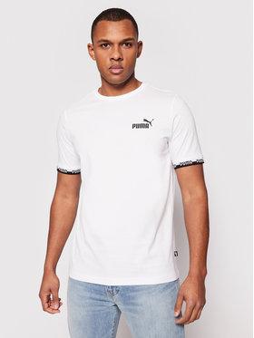 Puma Puma T-shirt Amplified 585778 Blanc Regular Fit