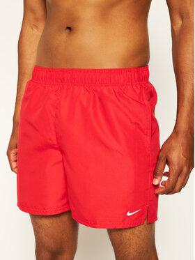 Nike Nike Szorty kąpielowe Essential NESSA560 Czerwony Regular Fit