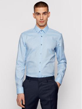 Boss Boss Košulja Isko 50449900 Plava Slim Fit
