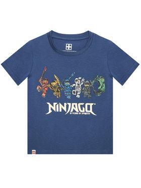 LEGO Wear LEGO Wear T-Shirt 12010203 Σκούρο μπλε Regular Fit