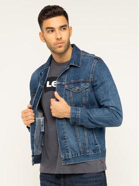 Levi's® Levi's® Kurtka jeansowa The Trucker 72334-0354 Granatowy Regular Fit