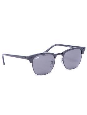 Ray-Ban Ray-Ban Okulary przeciwsłoneczne Clubmaster 0RB3016 1305B1 Czarny
