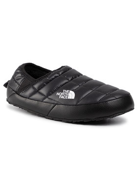 The North Face The North Face Kapcie Thermoball Traction Mule V NF0A3UZNKY4 Czarny