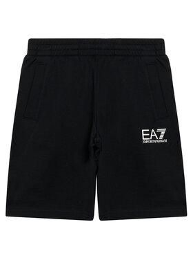 EA7 Emporio Armani EA7 Emporio Armani Pantaloncini sportivi 3KBS51 BJ05Z 1200 Nero Regular Fit