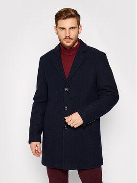 Pierre Cardin Pierre Cardin Demisezoninis paltas 71780/000/4730 Tamsiai mėlyna Regular Fit