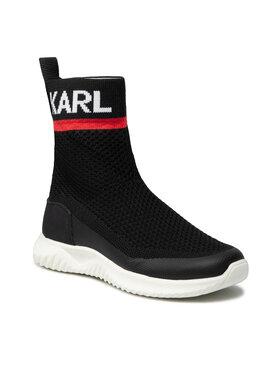 KARL LAGERFELD KARL LAGERFELD Sportcipő Z29037 S Fekete