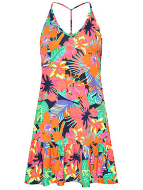 Maaji Maaji Sukienka letnia 1738CSD001 Kolorowy Regular Fit