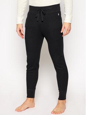 Polo Ralph Lauren Polo Ralph Lauren Teplákové nohavice Spn 714705227013 Čierna Regular Fit