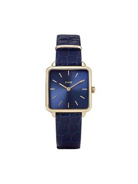 Cluse Cluse Montre La Tetragone CW0101207028 Bleu marine