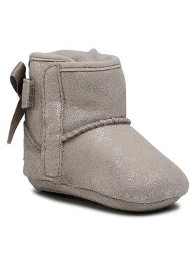 Ugg Ugg Schuhe I Jesse Bow II Shimmer 1117623I Grau