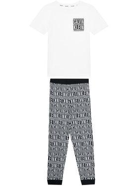 Calvin Klein Underwear Calvin Klein Underwear Πιτζάμα B70B700278 Λευκό