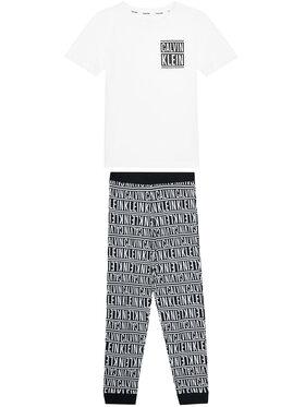 Calvin Klein Underwear Calvin Klein Underwear Pyžamo B70B700278 Bílá